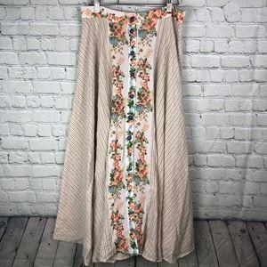 Aratta Silent Journey Maxi Skirt